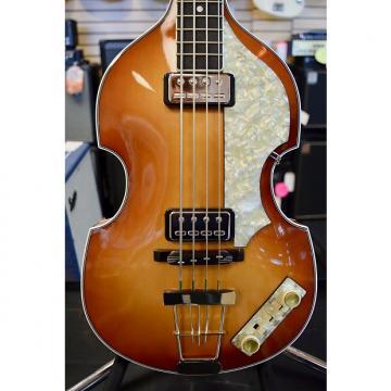 Custom Hofner Violin Bass 500/1  Sunburst B Stock w/case