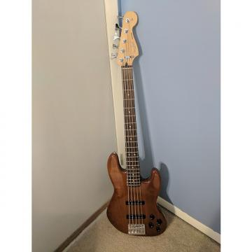 Custom Fender Deluxe Active Jazz Bass V Okoume