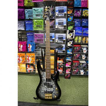 Custom Samick Bass guitar made in Korea