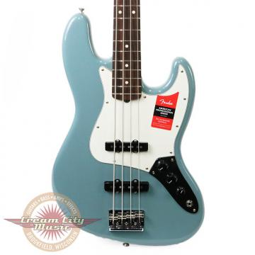 Custom Brand New Fender American Professional Jazz Bass Rosewood Fretboard in Sonic Gray