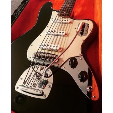 Custom 1964 Fender Bass VI - Black