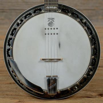 Custom Deering Eagle II Acoustic/Electric 5-String Banjo