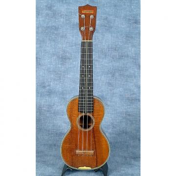 Custom Martin Style 3-K Soprano Ukulele (c.1930)