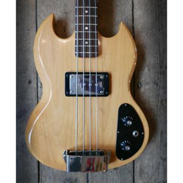 Custom 1972 Gibson EBO L Bass Rare sought after Natural finish with original rectangular case