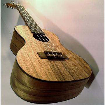 Custom Kala Pacific Walnut Series Concert Ukulele KA-PWC