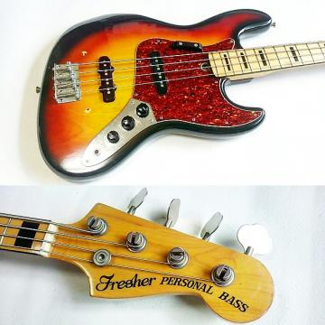 Custom Fresher (matsumoku)  Personal Bass 70s 3ts