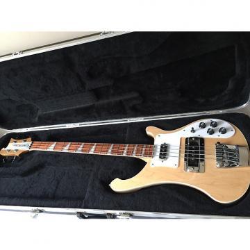 Custom Rickenbacker Bass Guitar
