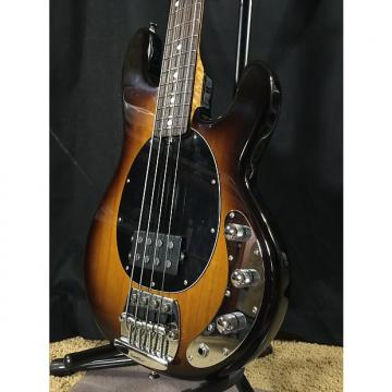 Custom Ernie Ball Music Man Classic StingRay 4 2011 Gloss Tobacco Burst - Free Shipping