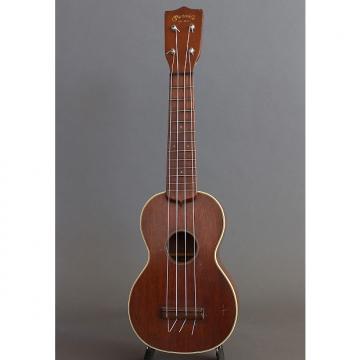 Custom Vintage 1930's era Martin Style 2 Mahogany Soprano Ukulele Uke
