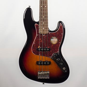 Custom Fender American Standard Jazz Bass in 3-Color Sunburst (2013 Demo Model)
