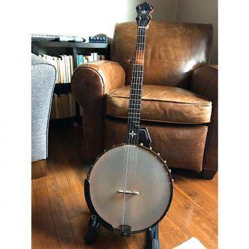 Custom Ome Wizard Open Back Banjo