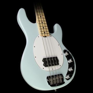 Custom Ernie Ball Music Man StingRay Electric Bass Guitar Powder Blue