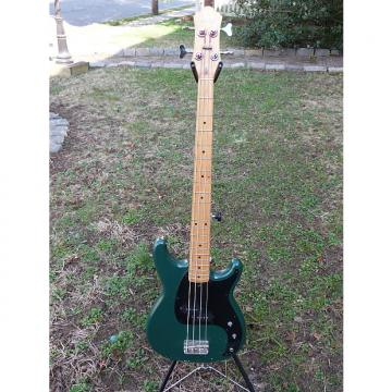 Custom Ibanez roadstar II bass  green
