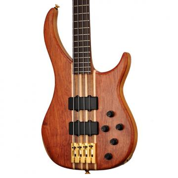 Custom Peavey Cirrus 4 Bubinga - A great neck through active bass - 8.3 pounds - IPS160803960