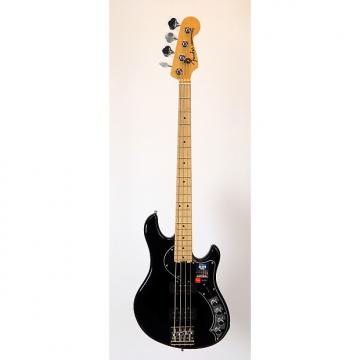 Custom Fender American Elite Dimension Bass IV HH w/ OHSC & Case Candy 2016 Black