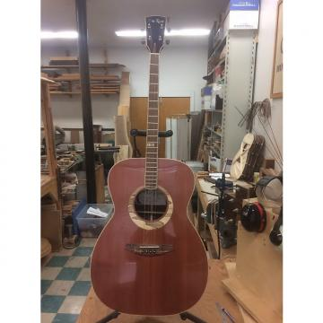 Custom Brier Road Tenor Guitar 2016 Natural