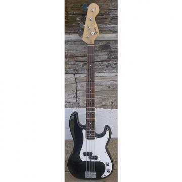 Custom Squier Affinity Precision Bass 1999 Black