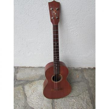 Custom Luna Tenor Ukulele Made In japan 1960's Mahogany