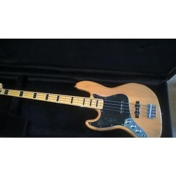 Custom Squier Vintage Modified Jazz Bass '70s Natural
