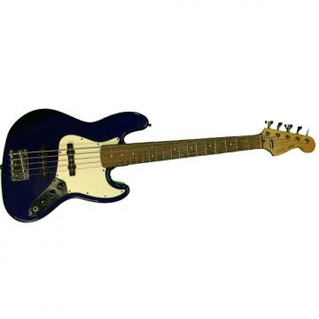 Custom Fender jazz 5 string