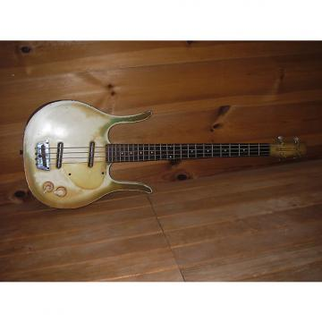 Custom DANELECTRO LONGHORN BASS  1964 Copper Burst (Original Condition)  PRICED TO SELL!!