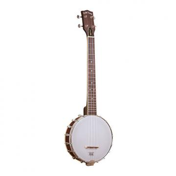 Custom Gold Tone BUB Baritone-Scale Banjo Ukulele with Case
