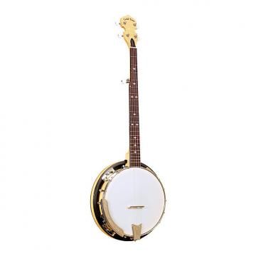 Custom Gold Tone CC-100RW Cripple Creek Resonator Banjo with Wide Fingerboard