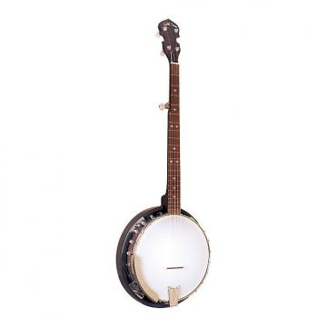 Custom Gold Tone CC-100R+ Cripple Creek Resonator Banjo Upgraded
