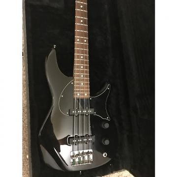 Custom Fender Urge Stu Hamm Black