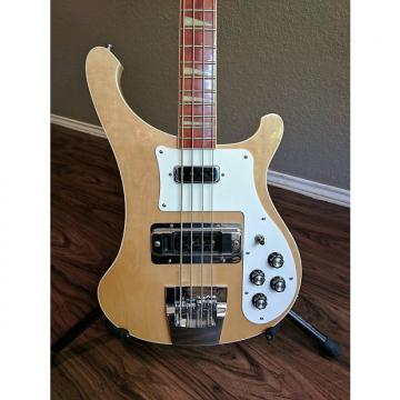 Custom Rickenbacker 90's 4003 bass guitar near MINT! w/ case-used Rick bass for sale