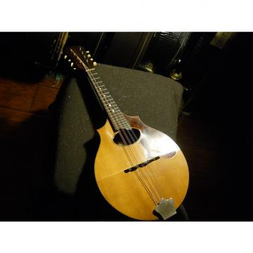 Custom Washburn Model 1915 Style 2422 Mandolin-Natural-With Carrying Bag