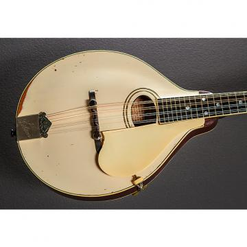 Custom Gibson A-3 Mandolin 1920's Ivory Top