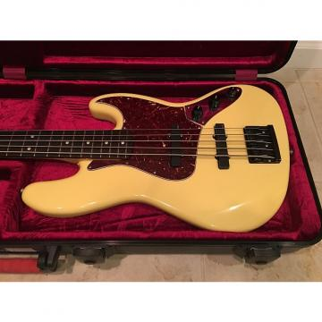 Custom Custom Parts 5-String Jazz Bass - Fender V, Allparts, EMG, Gator TSA Case
