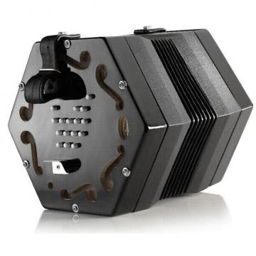 Custom Jackie English Concertina Package