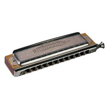 Custom Hohner Super Chromonica Harmonica Key of G