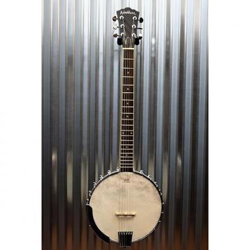 Custom Washburn B6 6 String Open Back Banjo # 0003 NEW!