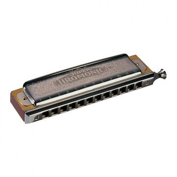 Custom Hohner Super Chromonica Harmonica Key Of Eb Major