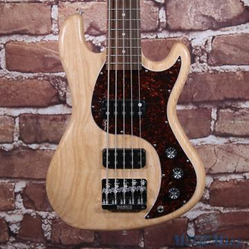 Custom 2013 Gibson EB 5-String Electric Bass Natural w/OHSC
