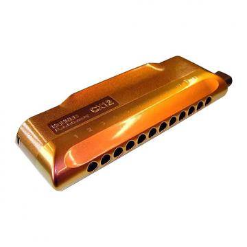 Custom Hohner Jazz Chromonica Harmonica Key of C