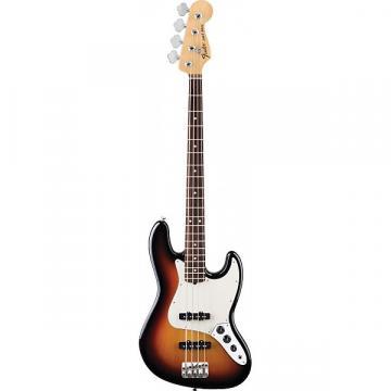 Custom American Special Jazz Bass w/bag, 3-Tone Sunburst, Rosewood Fingerboard