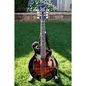 Custom Weber Yellowstone F-style Mandolin in Cherry Sunburst