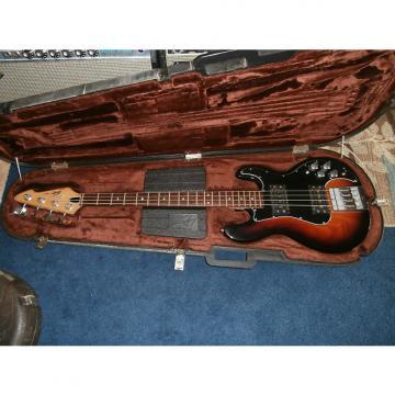 Custom Vintage 1980's Peavey T-40 Bass w/ Original Case! Sunburst w/ Rosewood Fretboard!