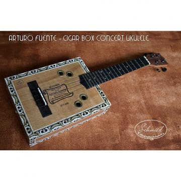 "Custom Cigar Box Ukulele, Concert size, ""Arturo Fuente"" Cigar Box"