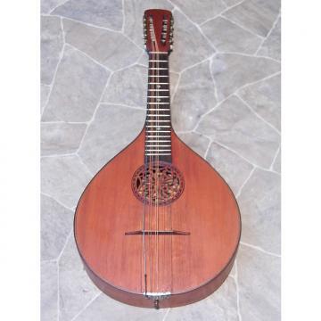 Custom fine old Tenor WALDZITHER big 9string mandola mandolin GERMANY 1930s