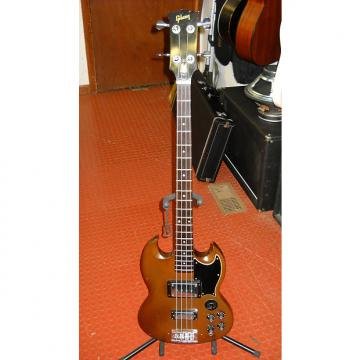 Custom Gibson EB-3L BASS 1972 walnut