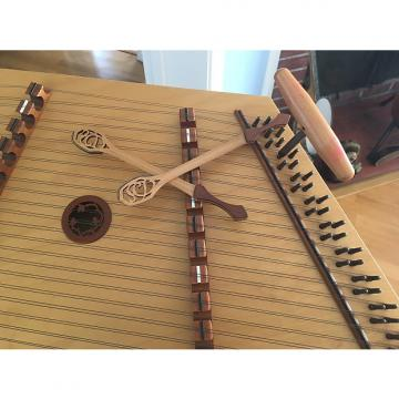 Custom Hammered Dulcimer: Dusty Strings Prelude with Excellent Upgrade