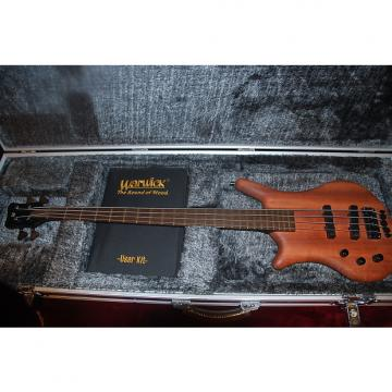 Custom Warwick Thumb BO 4-String Left Handed Bass 2015