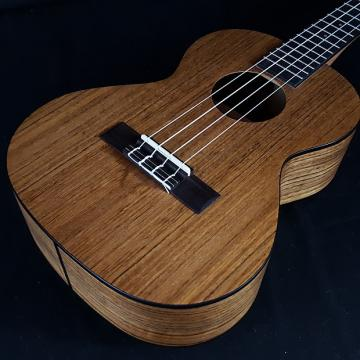 Custom Kala KA-PWT Pacific Walnut Series Tenor Ukulele Satin Finish