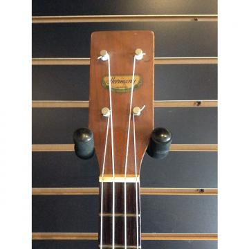Custom Harmony Baritone Ukulele 1960's Trans Brown