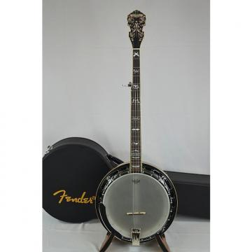 Custom Fender Concert Tone Premier 59 Professional Banjo with Fender Hard Shell Case